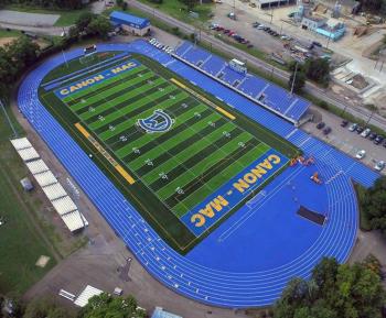 Turf Field - Canon-McMillan School District's FS PV